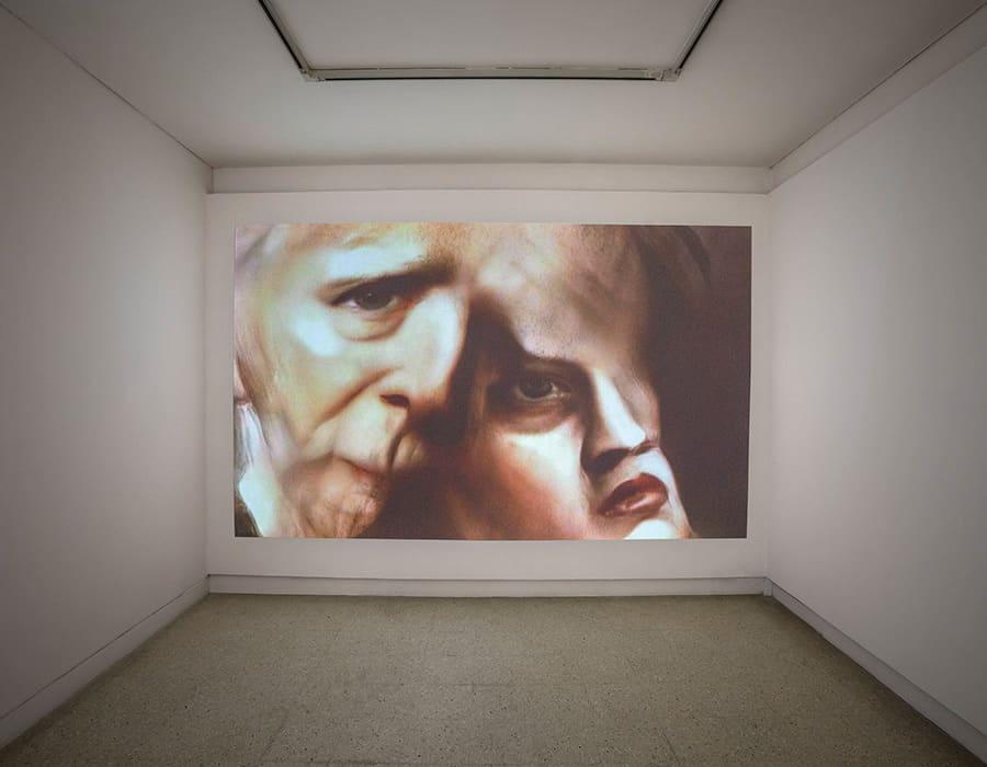 Artificial intelligence 'Brain' created Infinite Artwork