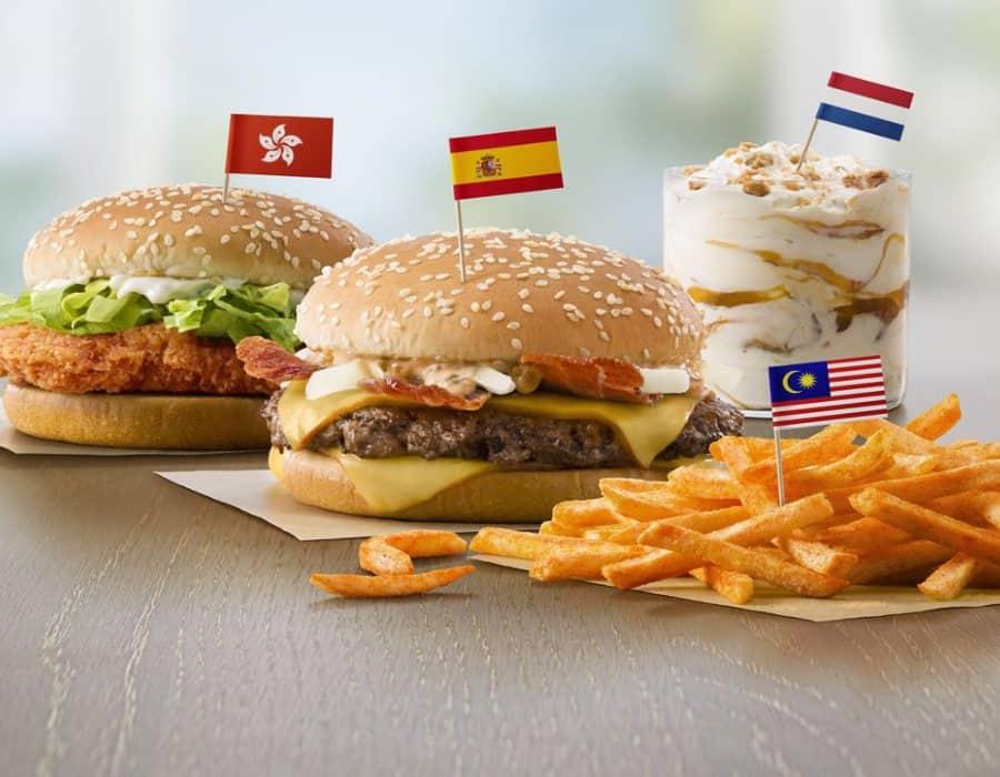 McDonald's Bringing International Items To U.S. Stores