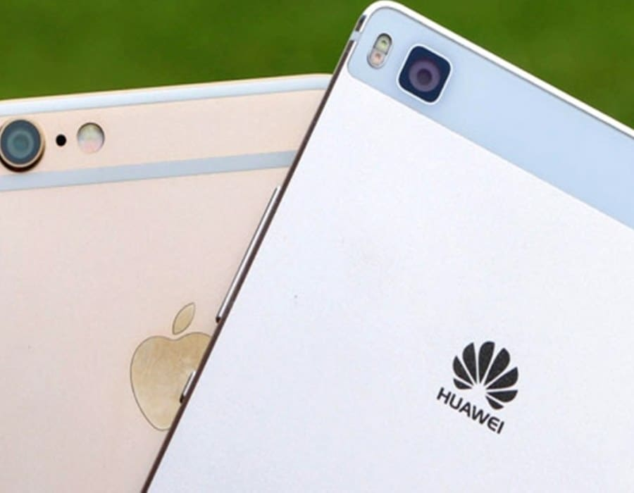 Huawei Just Beat Apple In This Critical Tech Market