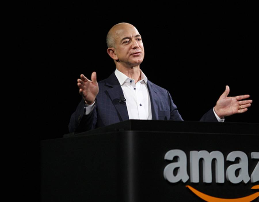 Jeff Bezos Talks about What Makes a Good Leader