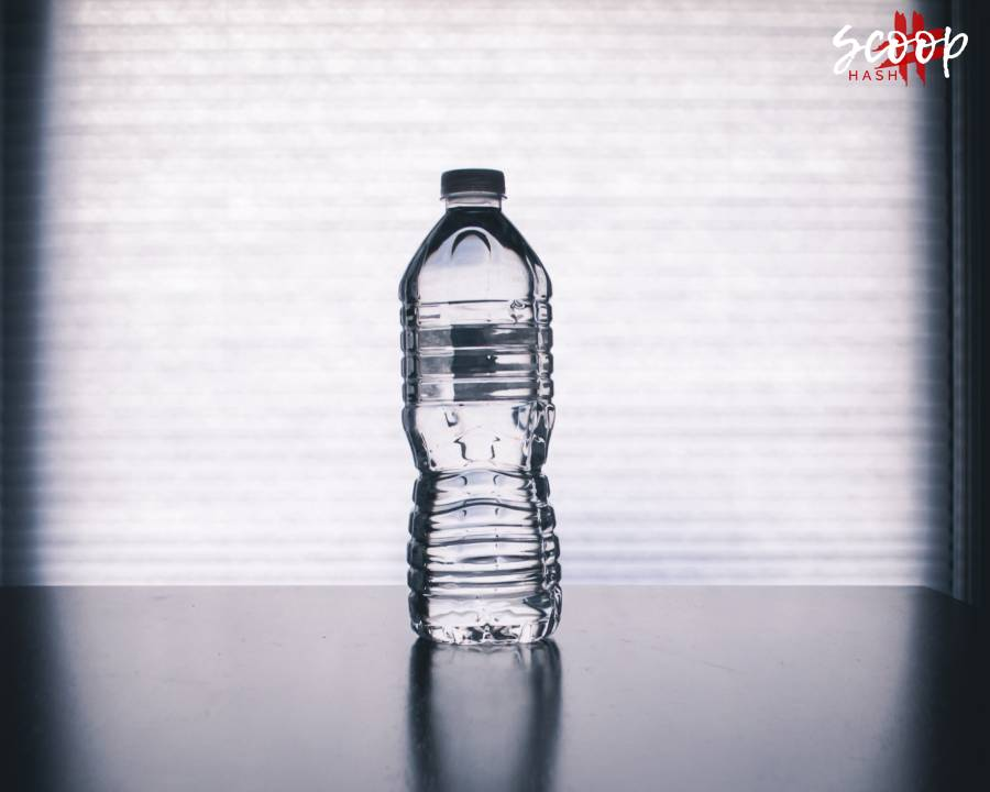 Drinking Bottled Water Doubles Your Microplastic Intake