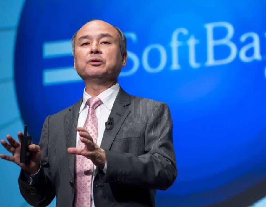 SoftBank Puts Big Money Behind Tech