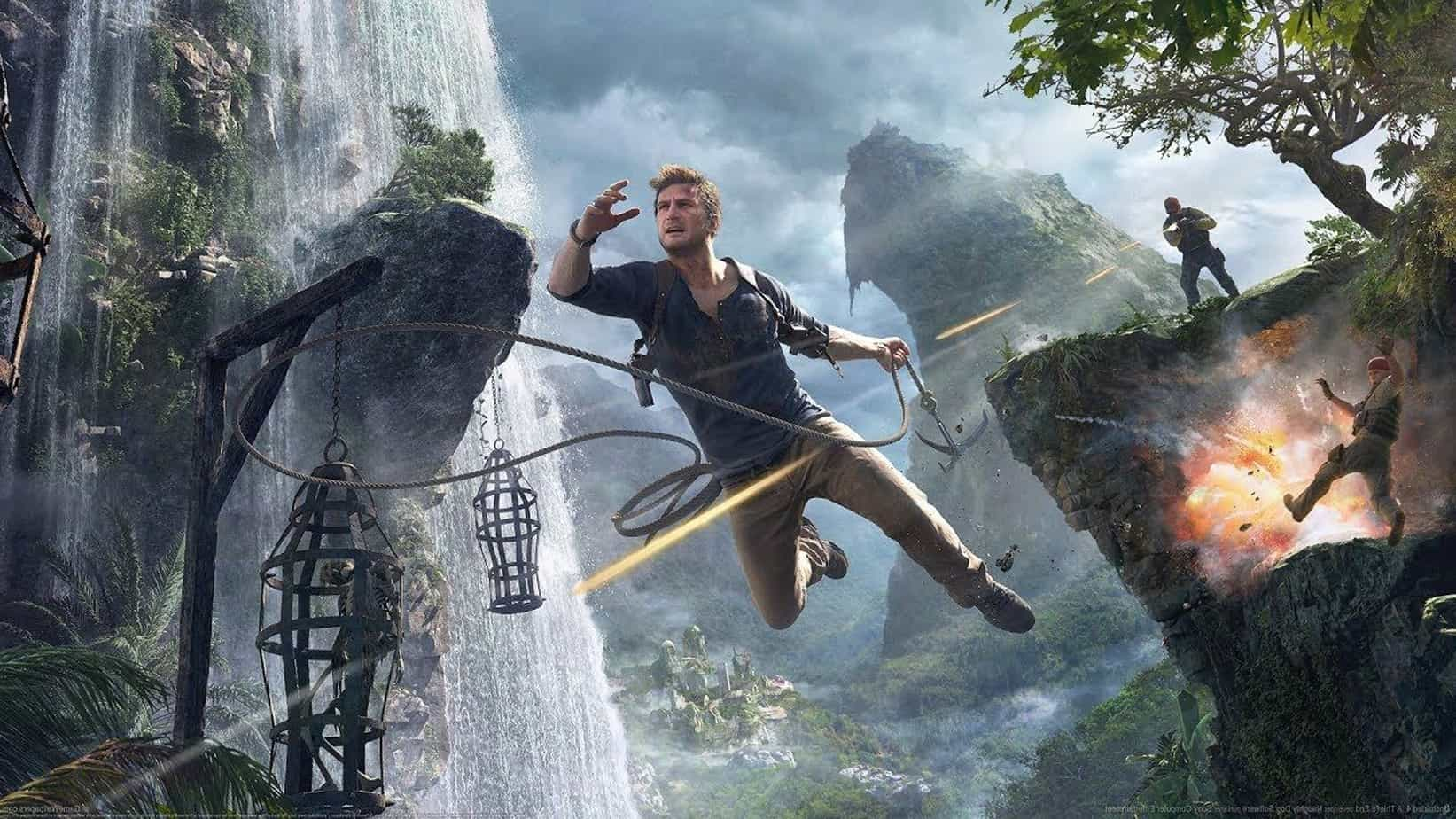 Uncharted Movie Has Finally Started Filming Scoophash